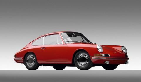 Mythos Porsche 911